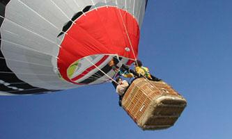montgolfiere foret de saou